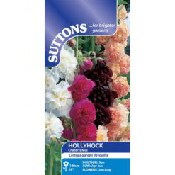 Hollyhock Chater'S Mix-0