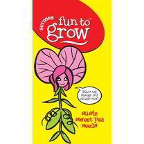 Susie Sweet Pea Seed- Suttons Seeds